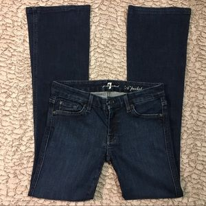 7 For All Mankind Jeans | A Pocket | 28x32